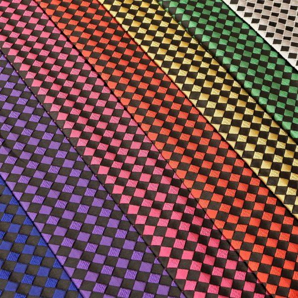 57.08615.000 Jacquard Blok Diagonaal kleuroverzicht